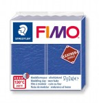 Modelina Fimo Leather Effect 57g, kolor 309 INDIGO - INDYGO