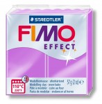 Modelina Fimo Neon Effect 57g, kolor 601 PURPLE - FIOLETOWY